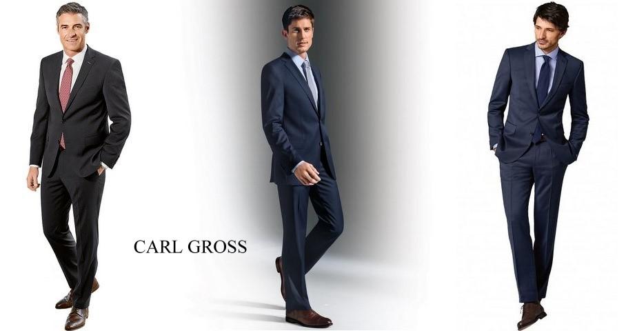 9ae43f8469 Olasz és német márkás férfi öltönyök a Barbera, Balmain, Pisano ...