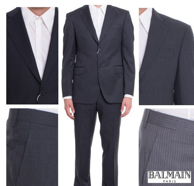 528d53f97d Olasz és német márkás férfi öltönyök a Barbera, Balmain, Pisano ...